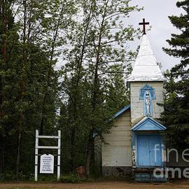 David Arment - Church on Alaskan Highway