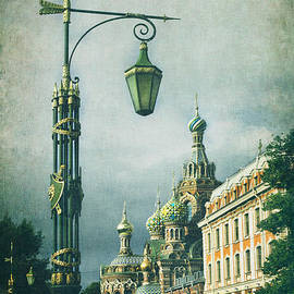Elena Nosyreva - Church on spilled blood
