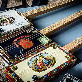 Cigar Guitar by David Morefield