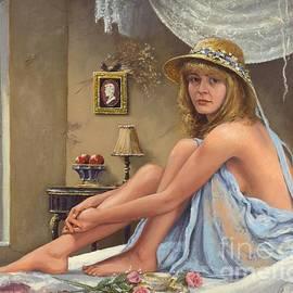 Cindy II by Michael Swanson