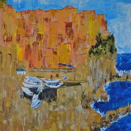 Cinque Terre by Carol Hunter