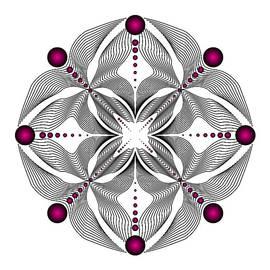 Circularity No. 407 by Alan Bennington