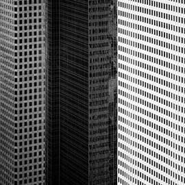 Dave Bowman - City Blocks