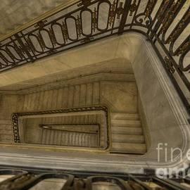 David Bearden - City Hall Stairs