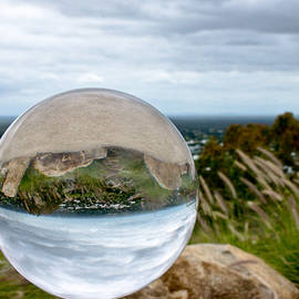 Sher Stoll - City in a crystal ball