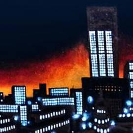 City Lights by Steven Parker