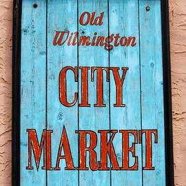 Cynthia Guinn - City Market Sign