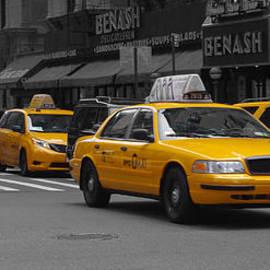 Matthew Miller - New York-City-Taxi