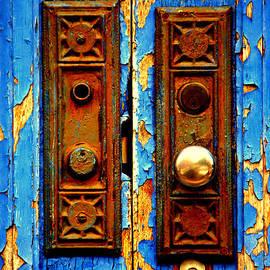Nick Busselman - City Pier Door