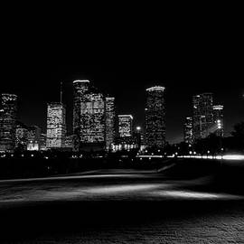 Cityspaces Black and White by Joshua House
