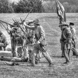 civil war confederate Troops v4 by John Straton