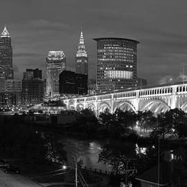 Cleveland High Rez Before The Storm by Clint Buhler