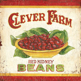Clever Farms Beans by Debbie DeWitt