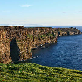 Cliffs Of Moher, County Clare, Ireland by Aidan Moran