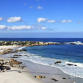 Maria Feklistova - Clifton Beach South Africa The Place to Sun and Be Seen