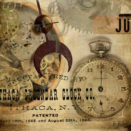 Fran Riley - Clockworks