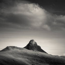 Clouds Over Stac Pollaidh by Dave Bowman