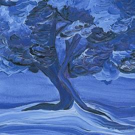 First Star Art  - Cloud Tree by jrr
