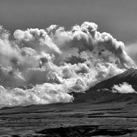 Cloud Tsunami by Alan Kepler