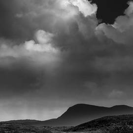 Clouds over Clashnessie by Dave Bowman
