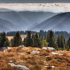 Daniel Alexandrescu  - Clouds Over Romania