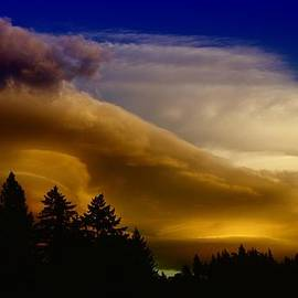 Jeff Swan - Clouds Over Southern Alberta