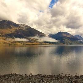 Clouds over Wakatipu #1 by Stuart Litoff