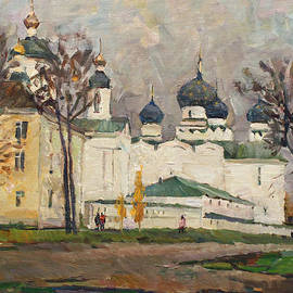 Juliya Zhukova - Cloudy at Uglich