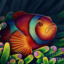 Clown Fish by Scott Spillman
