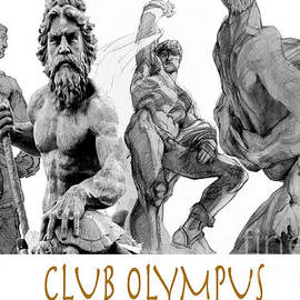 Club Olympus by Greta Corens