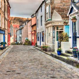 Cobbled Street by Susan Leonard