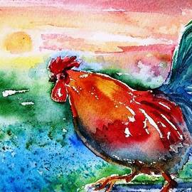 Trudi Doyle - Cock a Doodle Doo