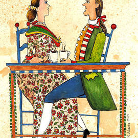 Joan Shaver - Coffee and Conversation