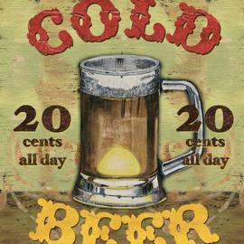 Cold Beer by Debbie DeWitt