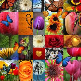 Mark Ashkenazi - Collage of happiness