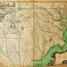 MotionAge Designs - Collet s Survey of North Carolina 1770