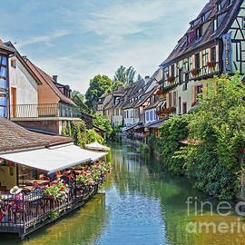Colmar France Canal