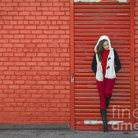 Color Me Red by Evelina Kremsdorf