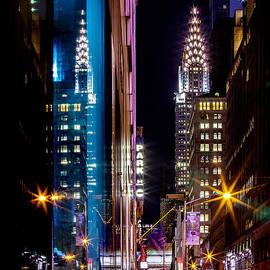 Color of Manhattan by Az Jackson