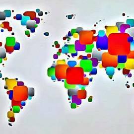 Color The World by Florian Rodarte
