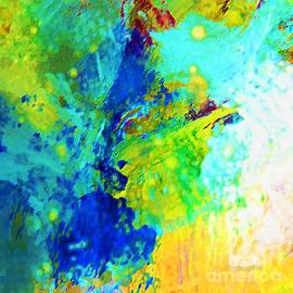 Regina Geoghan - Color Wash Abstract