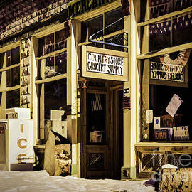 Colorado Country Store by Janice Pariza