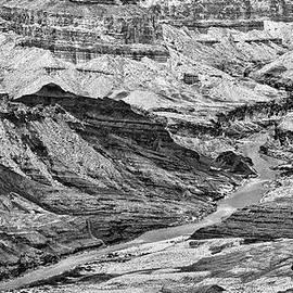 Bob and Nadine Johnston - Colorado River Grand Canyon Panorama