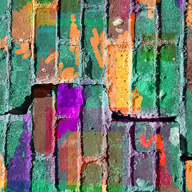 Lynda Lehmann - Colored Brick and Mortar 3