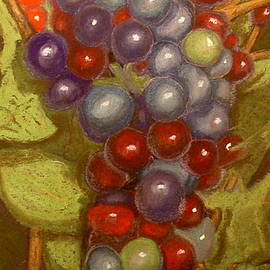 Joseph Hawkins - Colored Grapes