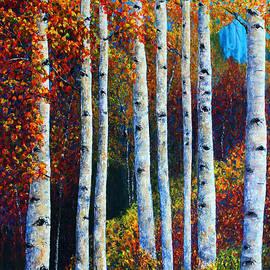 Jennifer Godshalk - Colorful Colordo Aspens