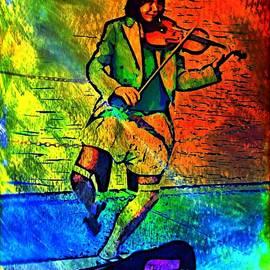 John Malone - Colorful Fiddling
