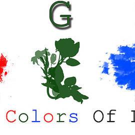 Evewin Lakra - Colors Of Life R.G.B.
