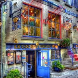 Colors Of Quebec 3 by Mel Steinhauer