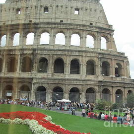 Colosseum - Rome Italy by Anthony Morretta